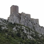 The Castle of Queribus - Cathars Last Stand