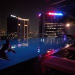Roof Top Pool and Bar