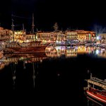 Rethymno old venetian harbour
