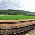 panorama from the trian station on our way back ... thank you