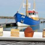 Restaurant aan de haven
