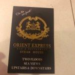 Foto de Orient Express Restaurant