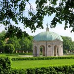 Temple of Diana in the Hofgarten - Munich (19/May/17).