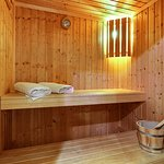 Sauna privé cottage Demoiselle - Private sauna cottage Demoiselle