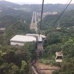 Maokong Gondola Foto