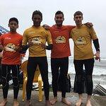 Pukana Surf School experiencia,seguridad y confianza