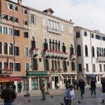 Palazzo Vitturi (with red balconies)