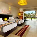 Superior Room Twin Bed Pool View