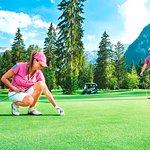 18 Loch Golfclub Achensee