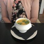 Starter, soup (big bowl)