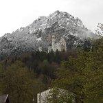 Schloss Neuschwanstein Foto