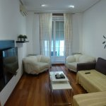 Apartment 1B Living Room