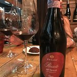 My first time to have this Amarone cousin, a sweet red Recioto della Valpolicella, enjoyed this