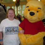 Character Breakfast with Winnie the Pooh and friends