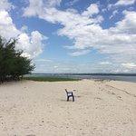 Photo of Mbudya island