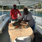 Private boat cruise