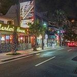 Ashford Avenue just up the street from LaConcha Resort