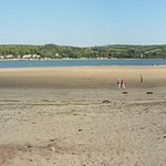 Llansteffan Beach Photo