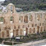 Herod Atticus Odeon Foto