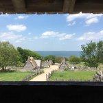 Settlers village at plimoth plantation Plymouth USA