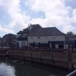 The Ship Inn on Lymington Quay