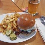 Smokey Bacon Burger