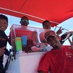 Ian, Marvin, Brad and Samgar