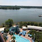 Bay Lake Tower at Disney's Contemporary Resort Foto