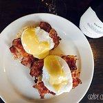 Eggs Benedict!!! Best Brunch in the city