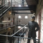 19th cent Victorian Prison, harsh and grim existence brought to life. Very interesting!
