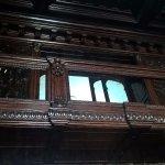 Готический балкончик для музыкантов