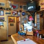 Classic cafe interiors