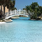 Taino Beach Resort in Freeport, Bahamas. This is a 1 bedroom timeshare. These are pics of the ro