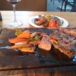 Photo of Steakhouse. Meat & Wine