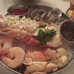 Joe's Stone Crab Seafood Platter