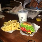 Double Shack Burger