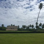 Hale Wa'a - one of the largest traditional Hawaiian buildings in the islands.