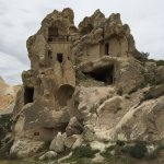 Photo de Cappadocia Cave Dwellings