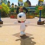 camp snoopy at Cedar point amusement park