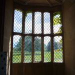 Oriel window where Fox-Talbot carried out early photographic experiments.