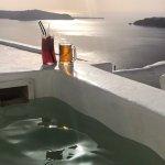 Foto de Santorini's Balcony