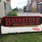 Foto de Brimstone Wood Fired Pizza