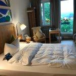 Romantik Hotel Hirschen Foto