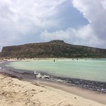 Balos Beach and Lagoon