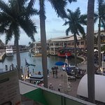 View from Hooters