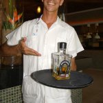 Our outstanding waiter at Frida's - Tony