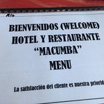 Photo of Macumba restaurant