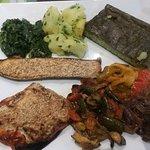 Gluten Free & vegetarion