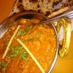 Clay Onion - Mushroom Bhuna