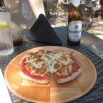 Excellent Lavash Pizza!
